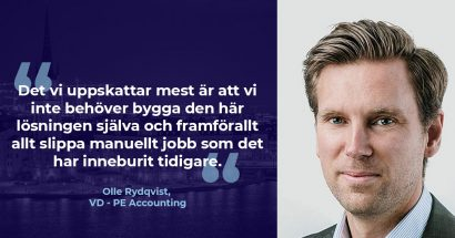 Olle Rydqvist - PE Accounting